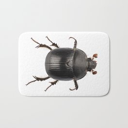 earth-boring dung beetle species Bath Mat