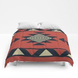 Aztec pattern Comforters