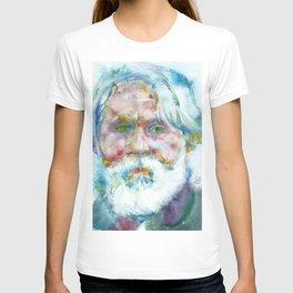 IVAN TURGENEV - watercolor portrait T-shirt