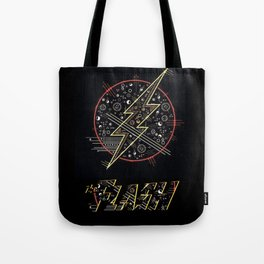 The Flash Mark Tote Bag