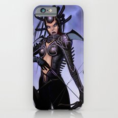 Lady Assassin With a Bow iPhone 6s Slim Case