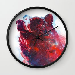 The great explorer Wall Clock