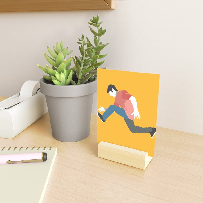 Boxed In Mini Art Print