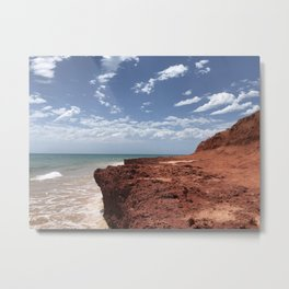 Cape Peron, Francis Peron National Park Metal Print