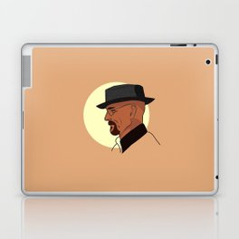 Heisenberg At Sunset Laptop & iPad Skin