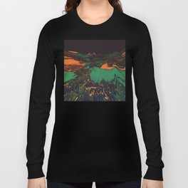 ŁÁQUESCÅPE Long Sleeve T-shirt