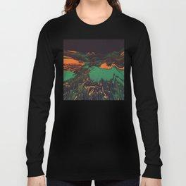 ŁÁQUESCÅPE Long Sleeve T-shirt