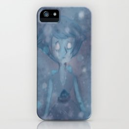 Trapped inside the mirror iPhone Case