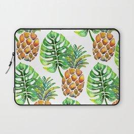 Monstera Pineapple Laptop Sleeve