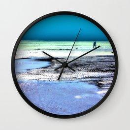 Clam Digger Wall Clock