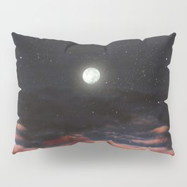 Dawn's moon Pillow Sham