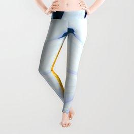 SMILE - Daisy Flower #2 Leggings