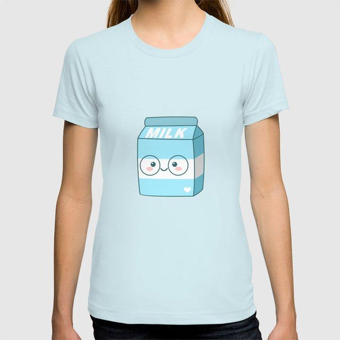 Kawaii Milk T-shirt