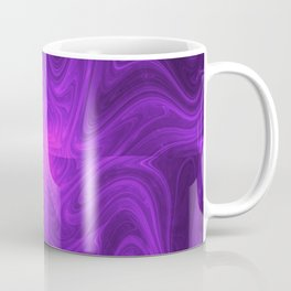 Dripping Pink Coffee Mug