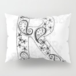 Color Me R Pillow Sham