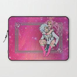 Sailor Chibi Moon and Helios  Laptop Sleeve