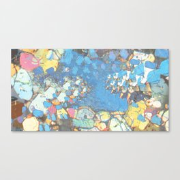Electric Phase Canvas Print