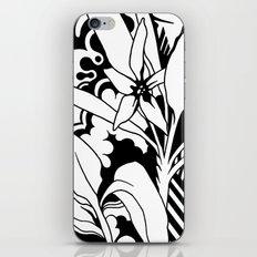 eye & leaf iPhone & iPod Skin