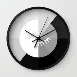 LOOK AT ME BNW Wall Clock