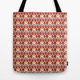 Spice Blush Tote Bag