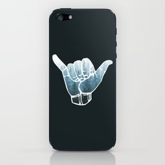 Misty Forest Hang Loose iPhone & iPod Skin