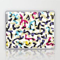 Glass ornate pattern #1. Laptop & iPad Skin