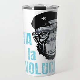 VIVA LA EVOLUCION Travel Mug