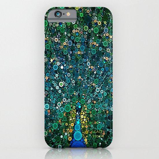 :: Peacock Caper :: iPhone & iPod Case