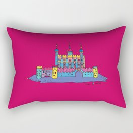 tower of london Rectangular Pillow