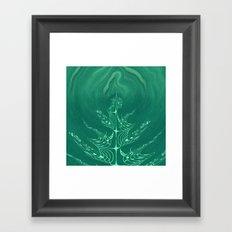 The Music Tree-unceasingly growing Framed Art Print