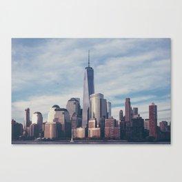 New York 08 Canvas Print