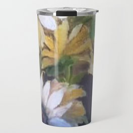 yellow daisies Travel Mug