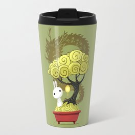 Bonsai Bunny Travel Mug