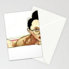 Jane Not Bathing In Blood J/K Stationery Cards