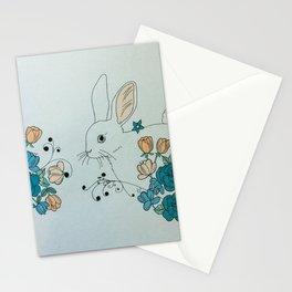 Hip Hop Honey Bunny Stationery Cards