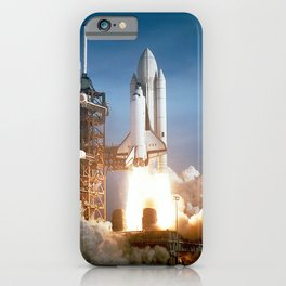 Space Shuttle Columbia iPhone Case