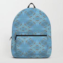 Broken Butterfly Wings Backpack