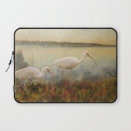 North Carolina Ibis Laptop Sleeve