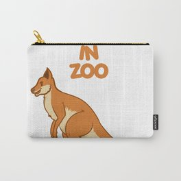 Zoo, Animal, Pet Carry-All Pouch