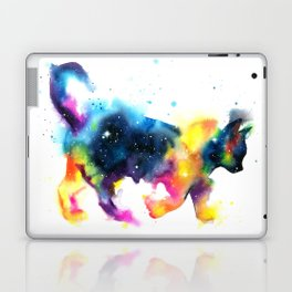 Cat galaxy Laptop & iPad Skin