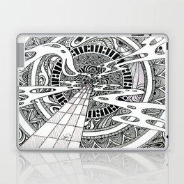 Spiral Portal Laptop & iPad Skin