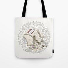 Philosophy Skuhl Tote Bag