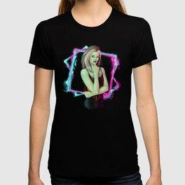 Neon Punk Zombie T-shirt