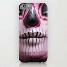 Midnight Harvest Muertita Detail iPhone 6s Slim Case