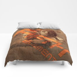 The Fifth Element No.2 Comforters