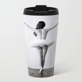The Dying Swan Metal Travel Mug