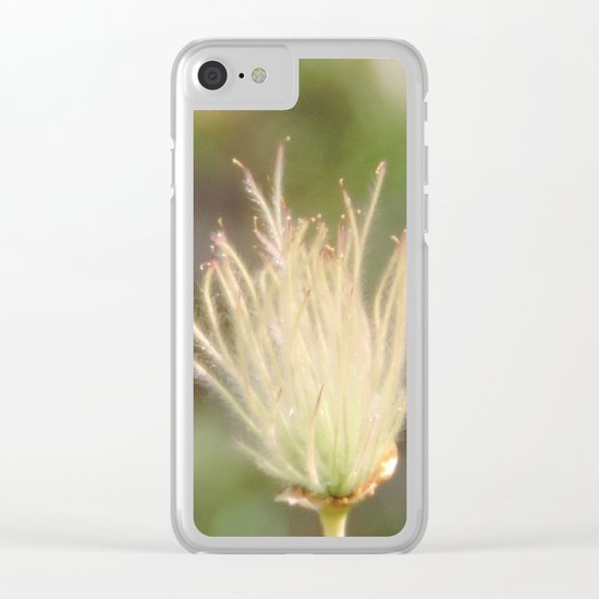 Apache Plume Clear iPhone Case