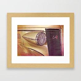 A Little Bit of Buick Framed Art Print