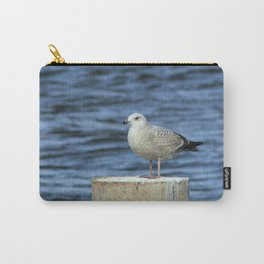 Pondering Seagull Carry-All Pouch