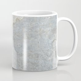 Blueish, rusty and old steel texture Coffee Mug